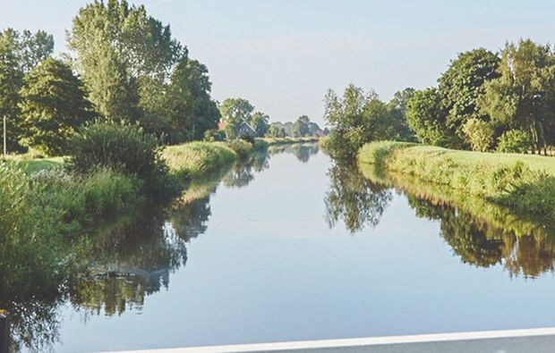 romantikwochenende-saterland-fluss