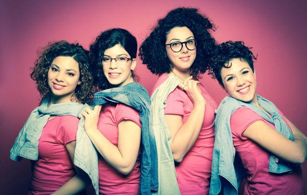 best-friends-fotoshooting-wien-pink