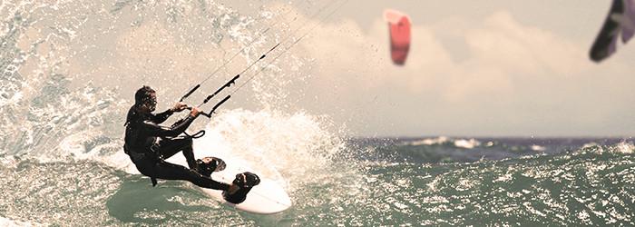 Kitesurf-Kurs