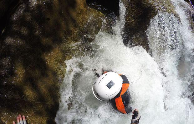 canyoning-tour-langau-action