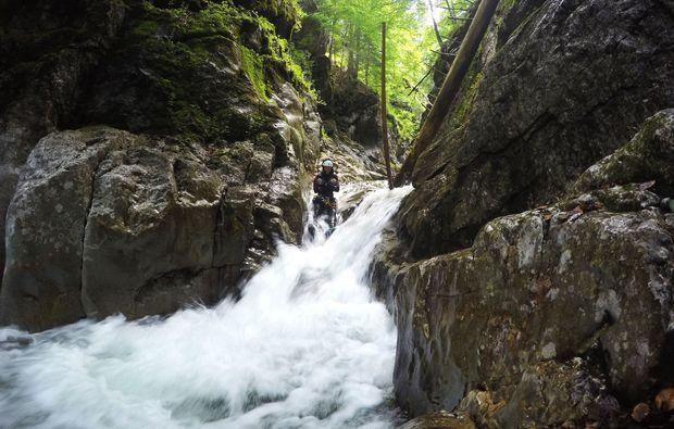 canyoning-tour-langau-wald