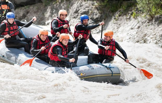 rafting-lofer-bootstour