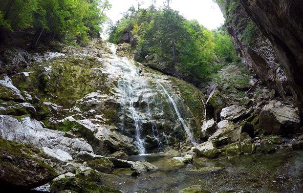 canyoning-tour-wienerbruck-schlucht