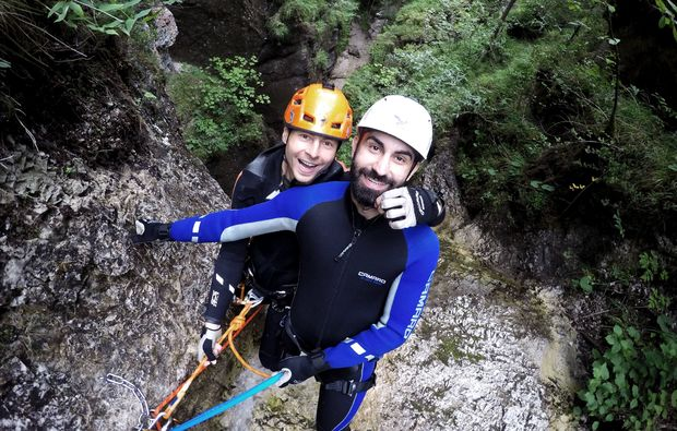 canyoning-tour-sankt-gallen-fun