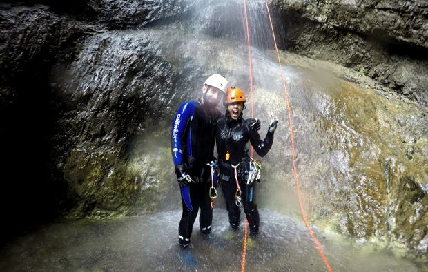 canyoning-tour-sankt-gallen-team