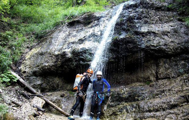 canyoning-tour-sankt-gallen-wasserfall