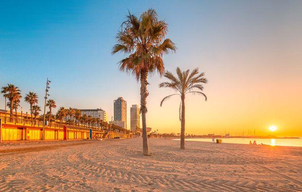 erlebnisreise-barcelona-strand