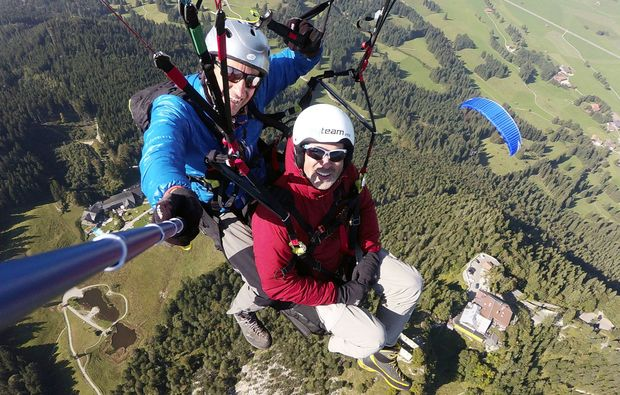 gleitschirm-tandemflug-pfronten-gleitflug