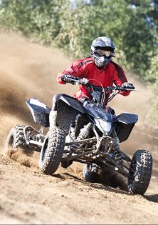 Quads & Motorräder