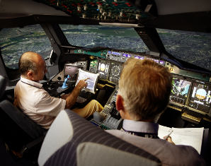 full-flight-simulator