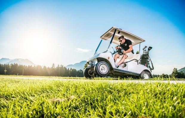 wellness-wochenende-deluxe-ruhpolding-golfwagen