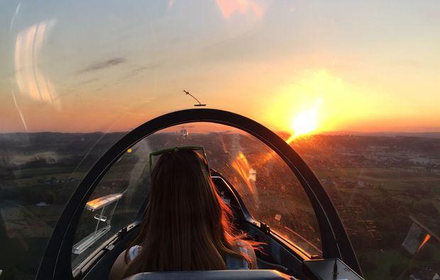segelflug-st-georgen-sonnenuntergang