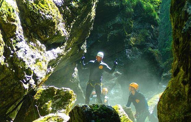 canyoning-strubklamm-golling-an-der-salzach-spass
