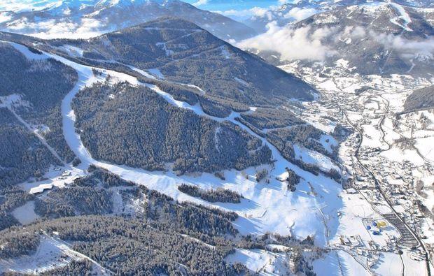 gleitschirm-winter-tandemflug-15-minuten-winter-landschaft