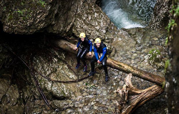 canyoning-hirschegg
