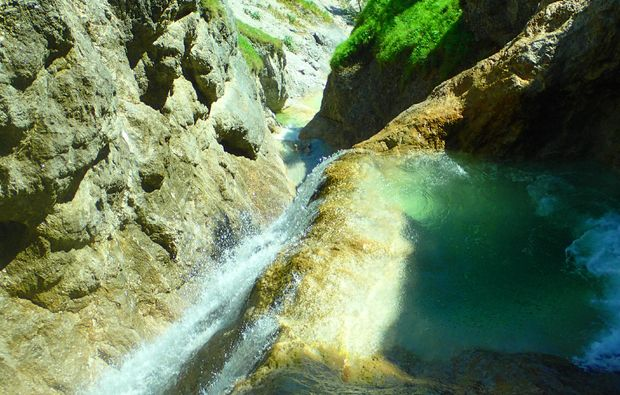 canyoning-tour-golling-an-der-salzach-action