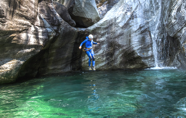 canyoning-spingen-schweiz