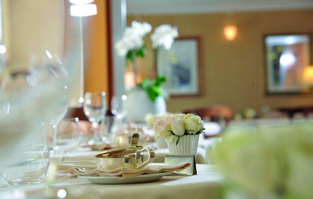 romantikwochenende-cittadella-dinner