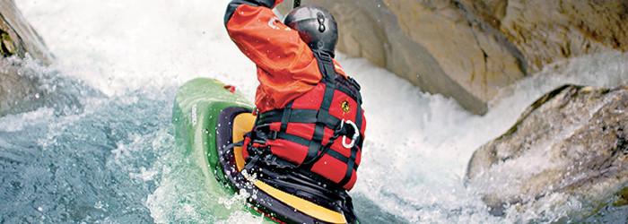 Wildwasser-Kanu-Tour