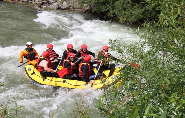 rafting-schladming-action