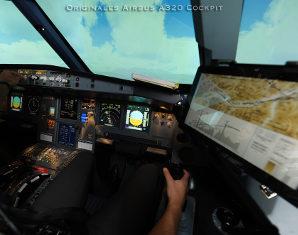 simulator-airbus-fliegen