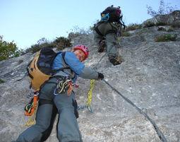 Mödlinger Klettersteig : Klettersteig tour in mödling als geschenk und geschenkidee mydays