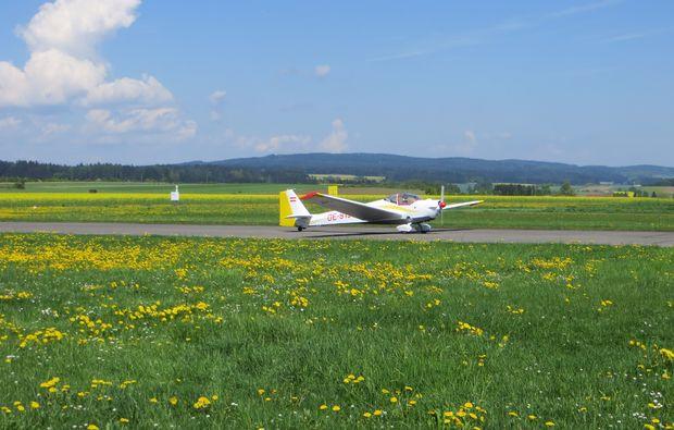 flugzeug-rundflug-dobersberg-flug