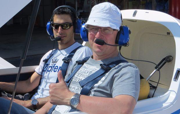 flugzeug-rundflug-dobersberg-pilot