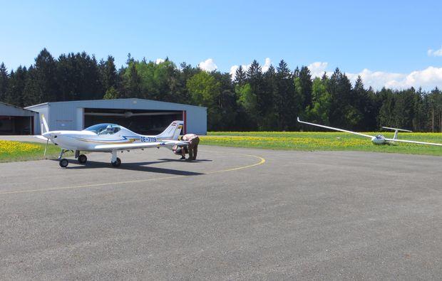 flugzeug-rundflug-flieger-dobersberg