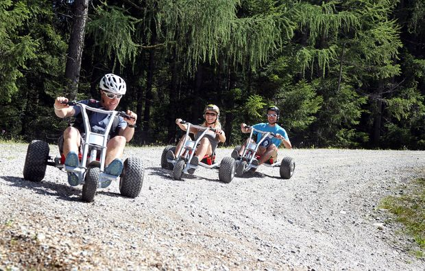 mountaincart-flachau-action