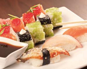 sushi-fisch
