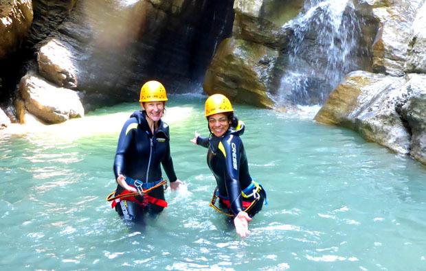 canyoning-dornbirn-action