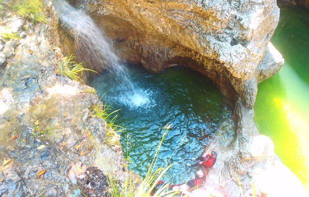 canyoning-tour-hallein-oesterreich