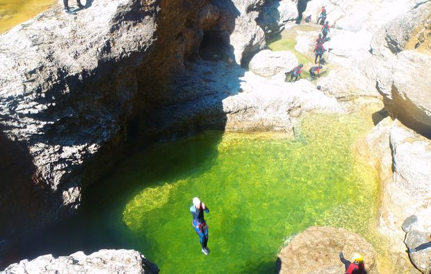 canyoning-tour-hallein-sport
