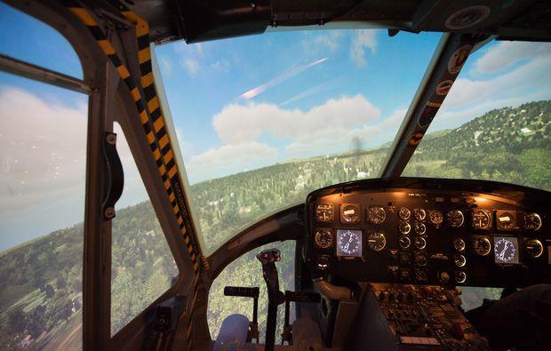 hubschrauber-simulator