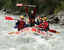 aurino-rafting