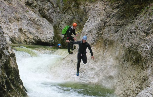 canyoning-lunz-am-see