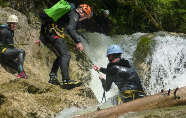 canyoning-lunz