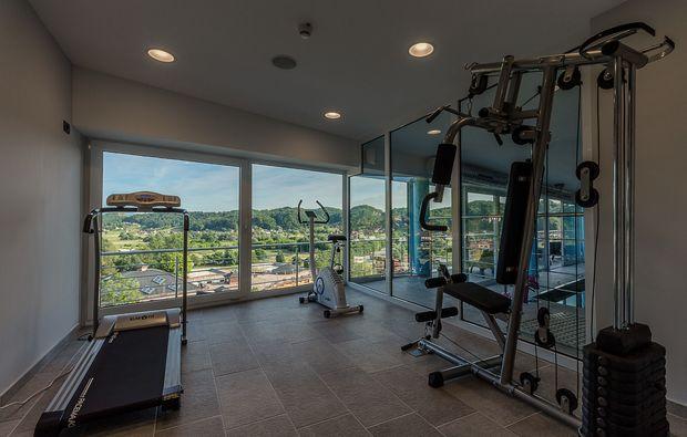 wellness-wochenende-krapinske-toplice-fitnessraum