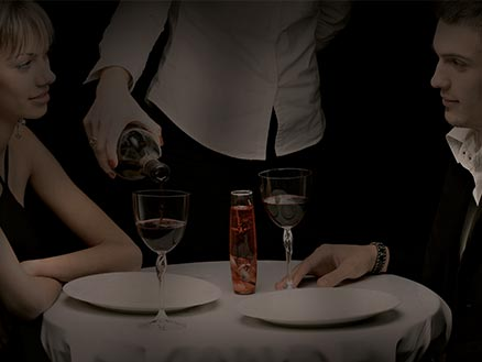 Speed dating im dunkeln wien
