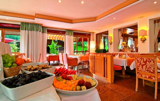 kurzurlaub-rohrmoos-untertal-dinner