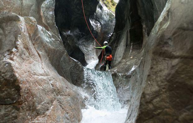 canyoning-lofer