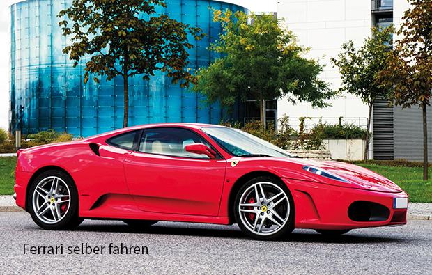 Ferrari-selber-fahren