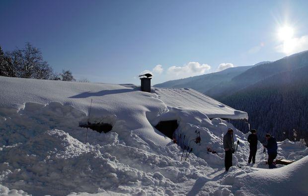 berge-schneeschuh-wanderung-leogang