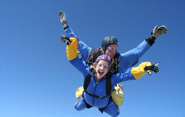 Fallschirm Tandemsprung Allgäu
