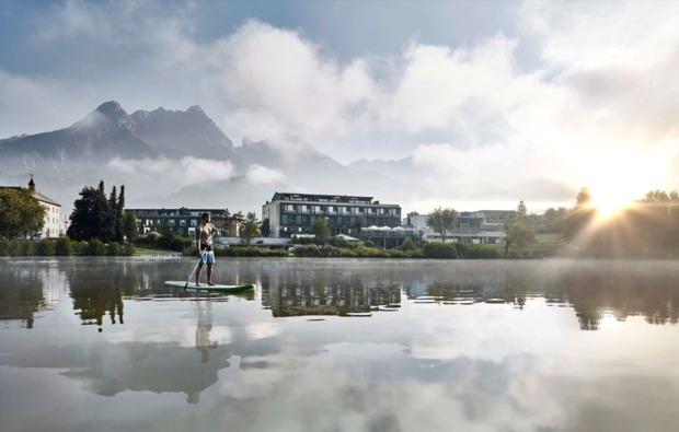 romantikwochenende-ritzensee-saalfelden-panorama