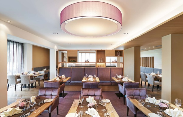 romantikwochenende-ritzensee-saalfelden-restaurant