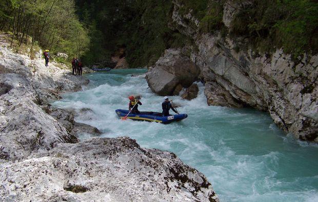canyoning-tour-bad-reichenhall-sport