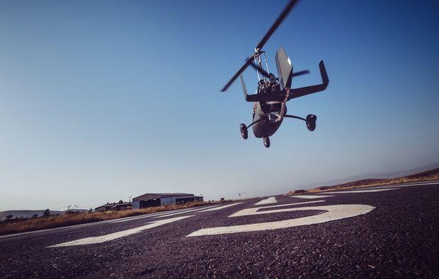 gyrocopter-selber-fliegen-fuerstenfeld-landung