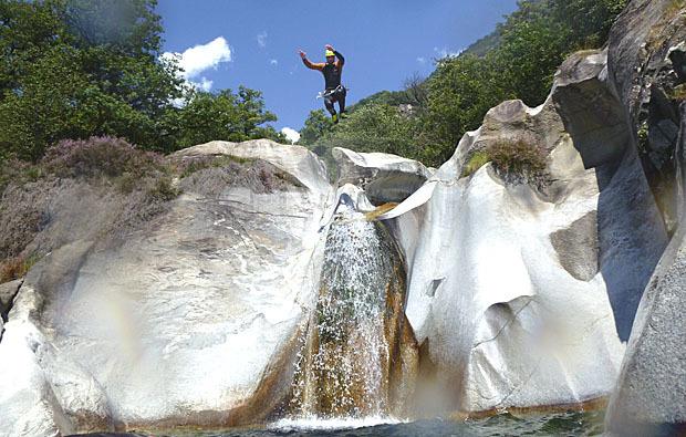 canyoning-oesterreich-springen